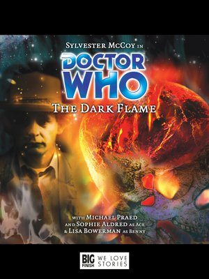 cover image of The Dark Flame