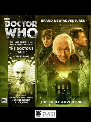 cover image of The Doctor's Tale