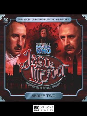 cover image of Jago & Litefoot Series 02