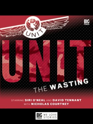 cover image of The Wasting
