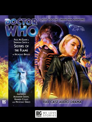 cover image of Sisters of the Flame