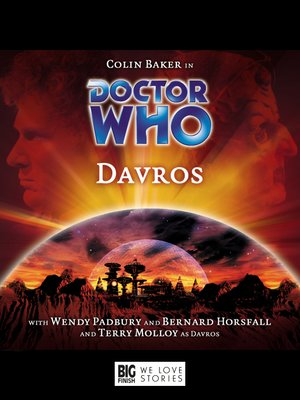 cover image of Davros