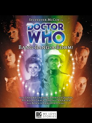 cover image of Bang-Bang-A-Boom!