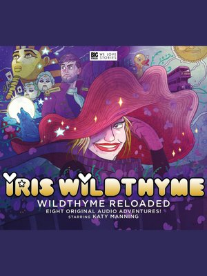 cover image of Iris Wildthyme Reloaded
