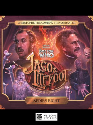 cover image of Jago & Litefoot Series 08