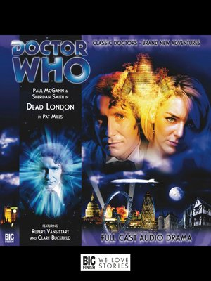cover image of Dead London