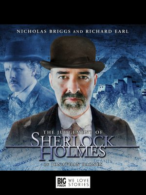 cover image of The Judgement of Sherlock Holmes