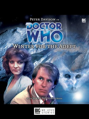 cover image of Winter for the Adept