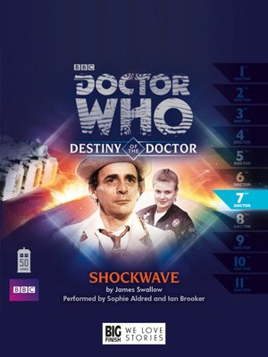 cover image of Shockwave