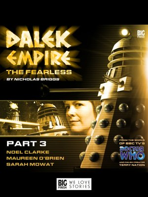 cover image of The Fearless Part 3