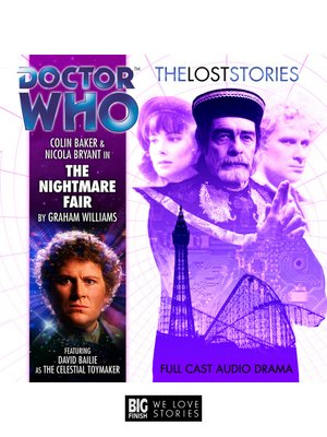 cover image of The Nightmare Fair
