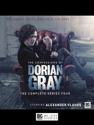 cover image of The Confessions of Dorian Gray, Series 4