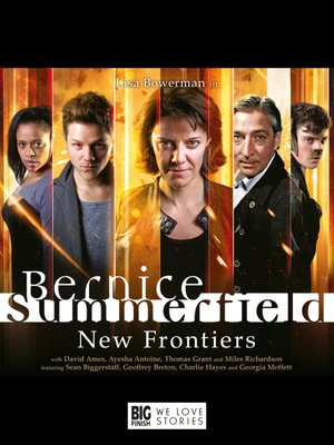 cover image of New Frontiers