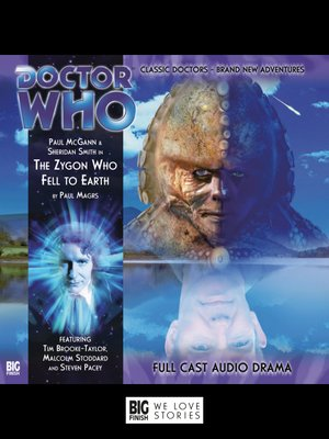 cover image of The Zygon Who Fell to Earth
