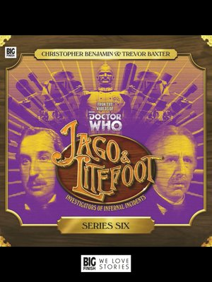 cover image of Jago & Litefoot Series 06
