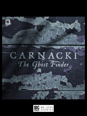 cover image of Carnacki the Ghost-Finder