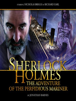 cover image of The Adventure of the Perfidious Mariner