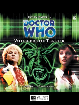 cover image of Whispers of Terror