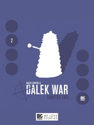 cover image of Dalek War Chapter 2