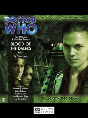 cover image of Blood of the Daleks Part 2
