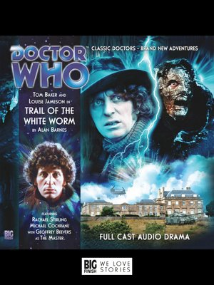 cover image of Trail of the White Worm