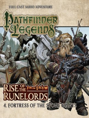 cover image of Fortress of the Stone Giants