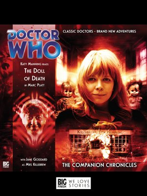 cover image of The Doll of Death