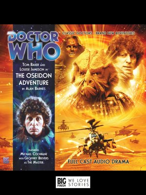cover image of The Oseidon Adventure