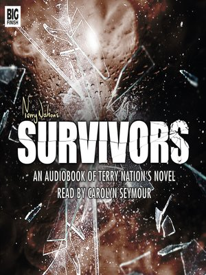 cover image of Survivors by Terry Nation