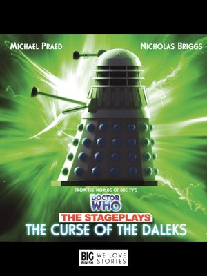 cover image of The Curse of the Daleks