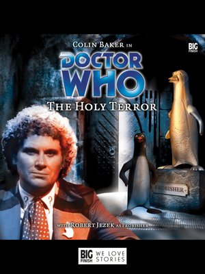 cover image of The Holy Terror