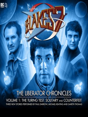 cover image of The Liberator Chronicles, Volume 1