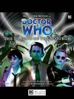 cover image of The Shadow of the Scourge