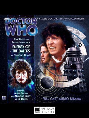 cover image of Energy of the Daleks
