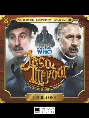 cover image of Jago & Litefoot Series 01