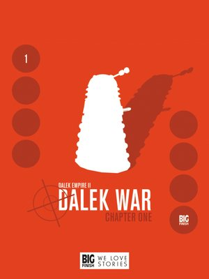 cover image of Dalek War Chapter 1
