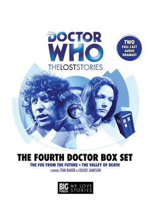 cover image of The Fourth Doctor Box Set