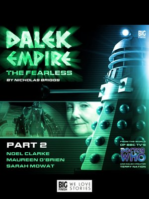 cover image of The Fearless Part 2