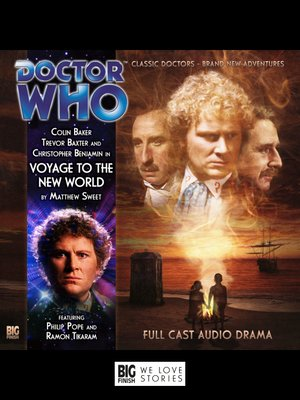 cover image of Voyage to the New World