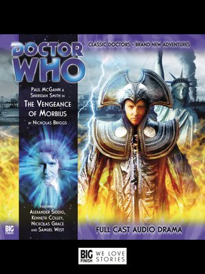 cover image of The Vengeance of Morbius