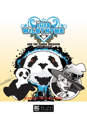 cover image of The Panda Invasion