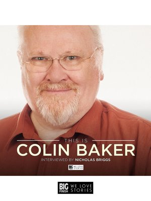 cover image of This is Colin Baker