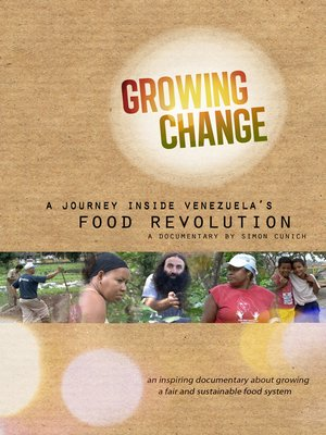 cover image of Growing Change