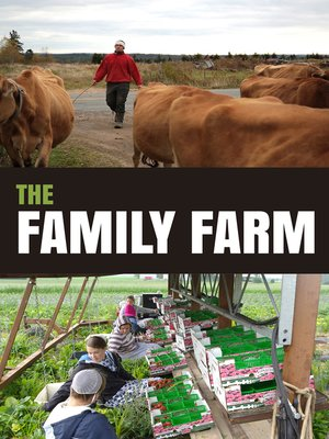 cover image of The Family Farm