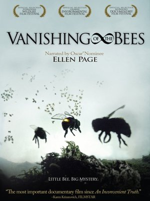 cover image of Vanishing of the Bees