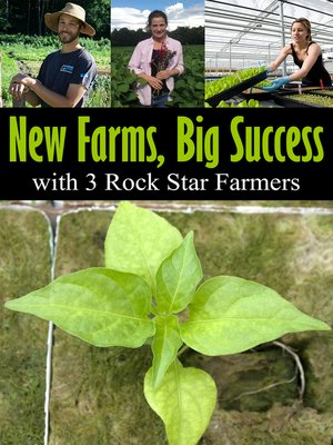 cover image of New Farms, Big Success
