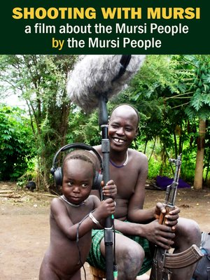 cover image of Shooting with Mursi