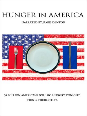 cover image of Hunger in America