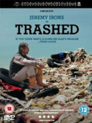 cover image of Trashed with Jeremy Irons