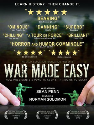 cover image of War Made Easy